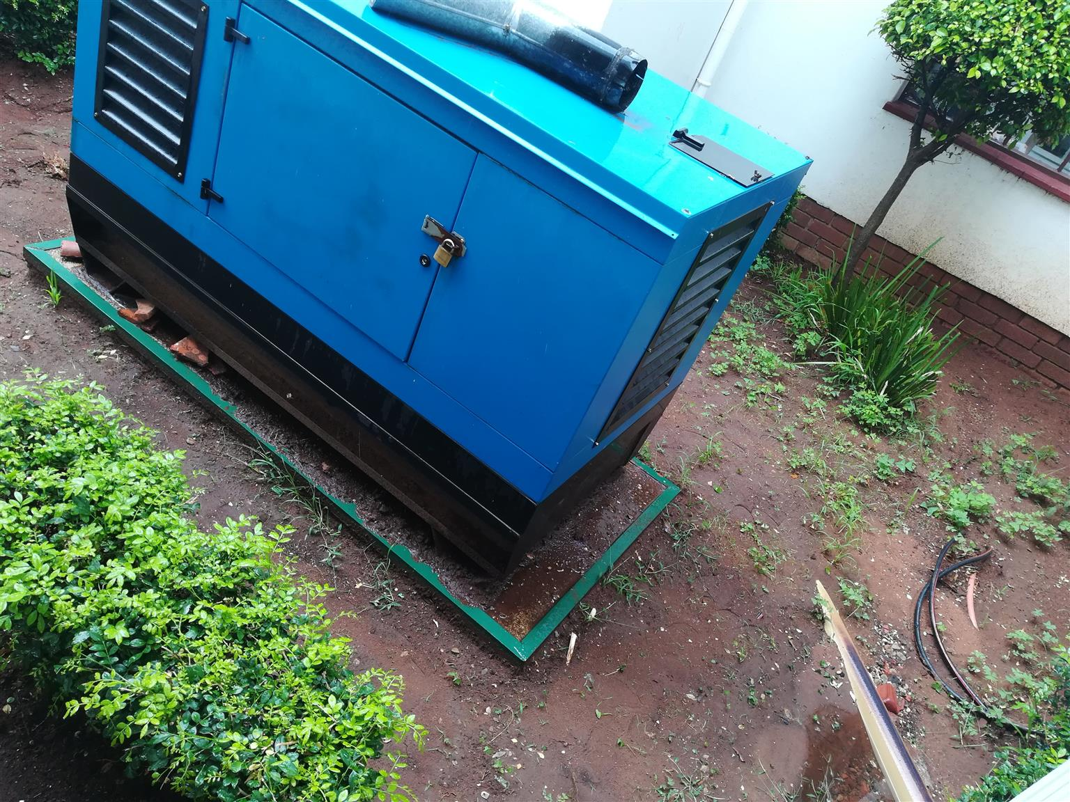 Generator installation,service  and Electrical