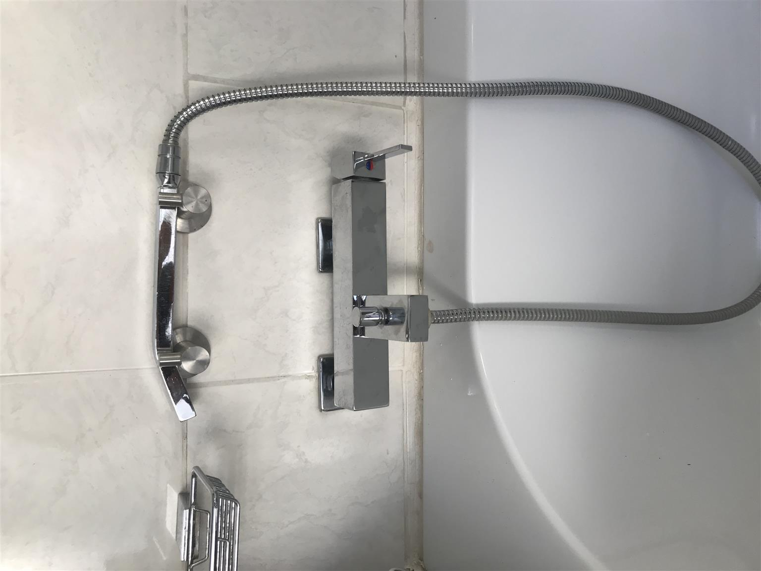 Taps: kitchen bathroom and prep bowl mixers