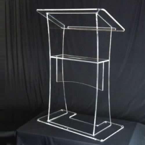 *Acrylic Pulpits* Lightweight & Easy