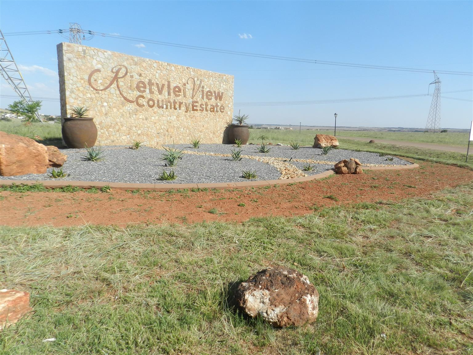1 Hectare Vacant Stand in Rietvlei View Country Estate