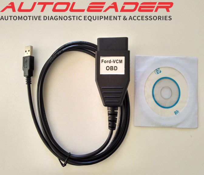 Ford/Mazda VCM OBD2 Professional Diagnostic Interface