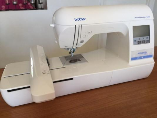 Brother Innovis 750D Computerized Embroidery Machine
