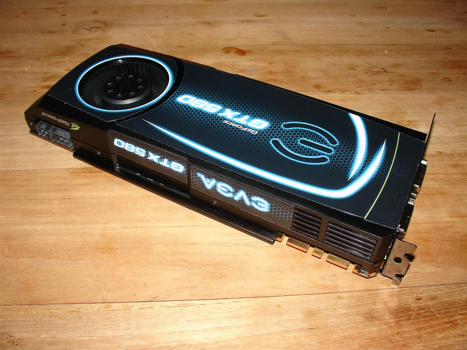 EVGA Nvidia GTX 580 GPU's (x2) in SLI for Sale