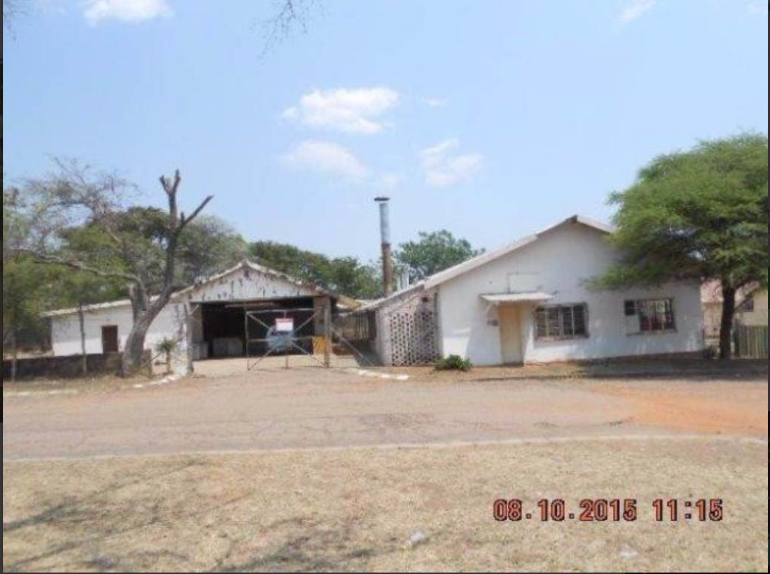 Big property Rooiberg, 0.5 ha