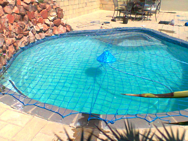 Save on water evaporation & chemical with your pool