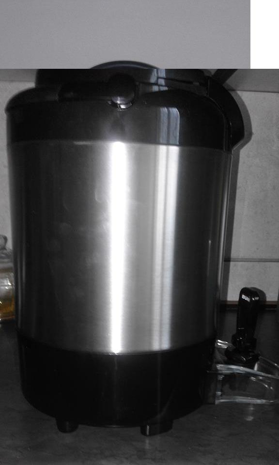 Digital 5.5 litre BUNN ThermoFresh System Server