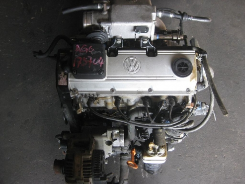 VW 2.0 AGG COMPLETE ENGINE ON SPECIAL DISCOUNT SALE.