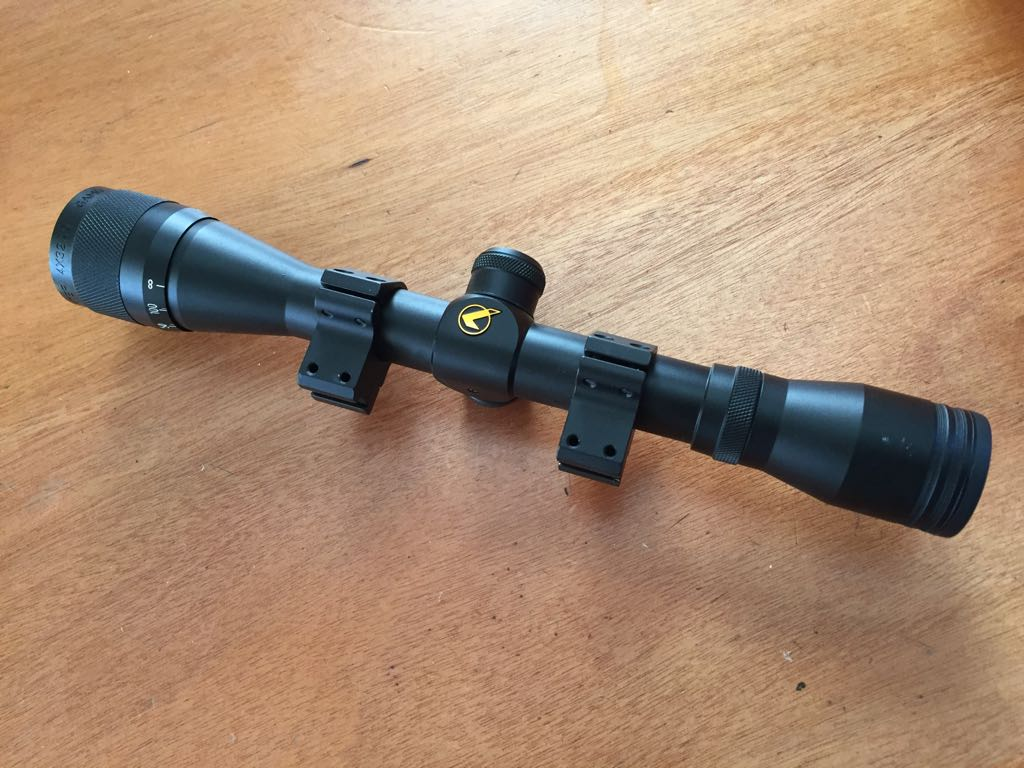 Gamo Scope 4x32 for Air rifle use