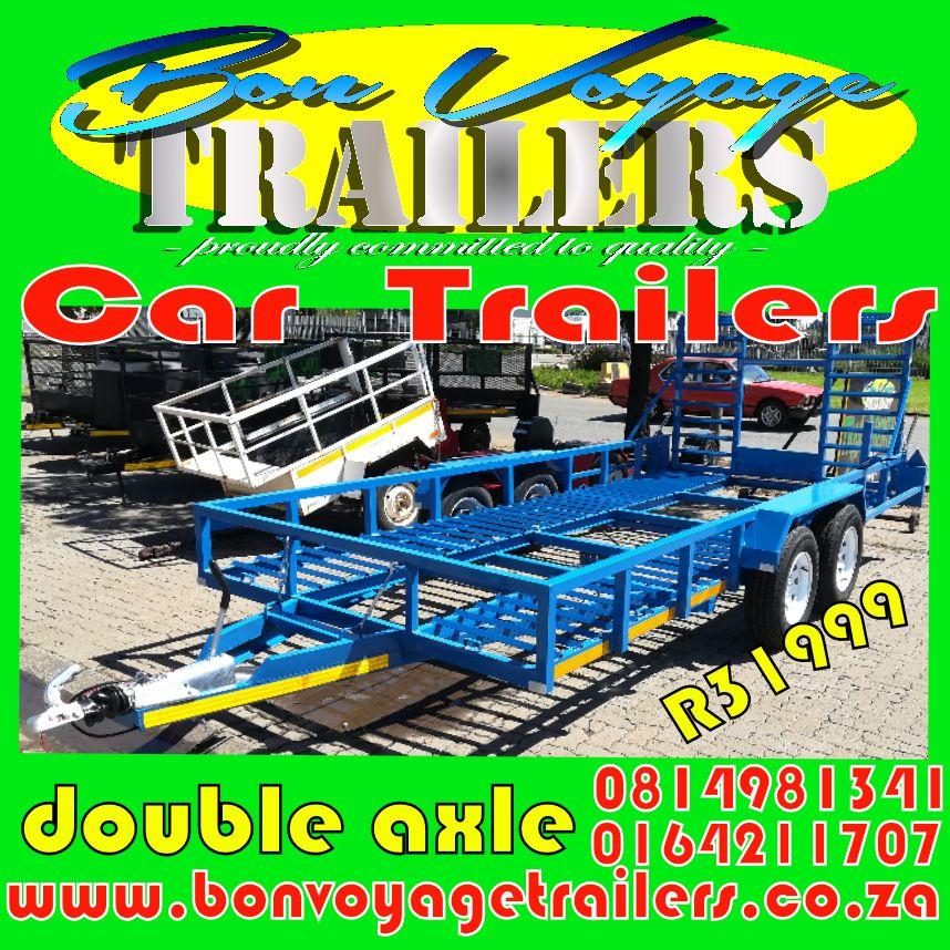 BON VOYAGE TRAILERS