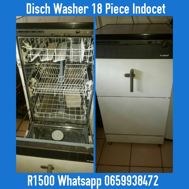 Large Dish Washer