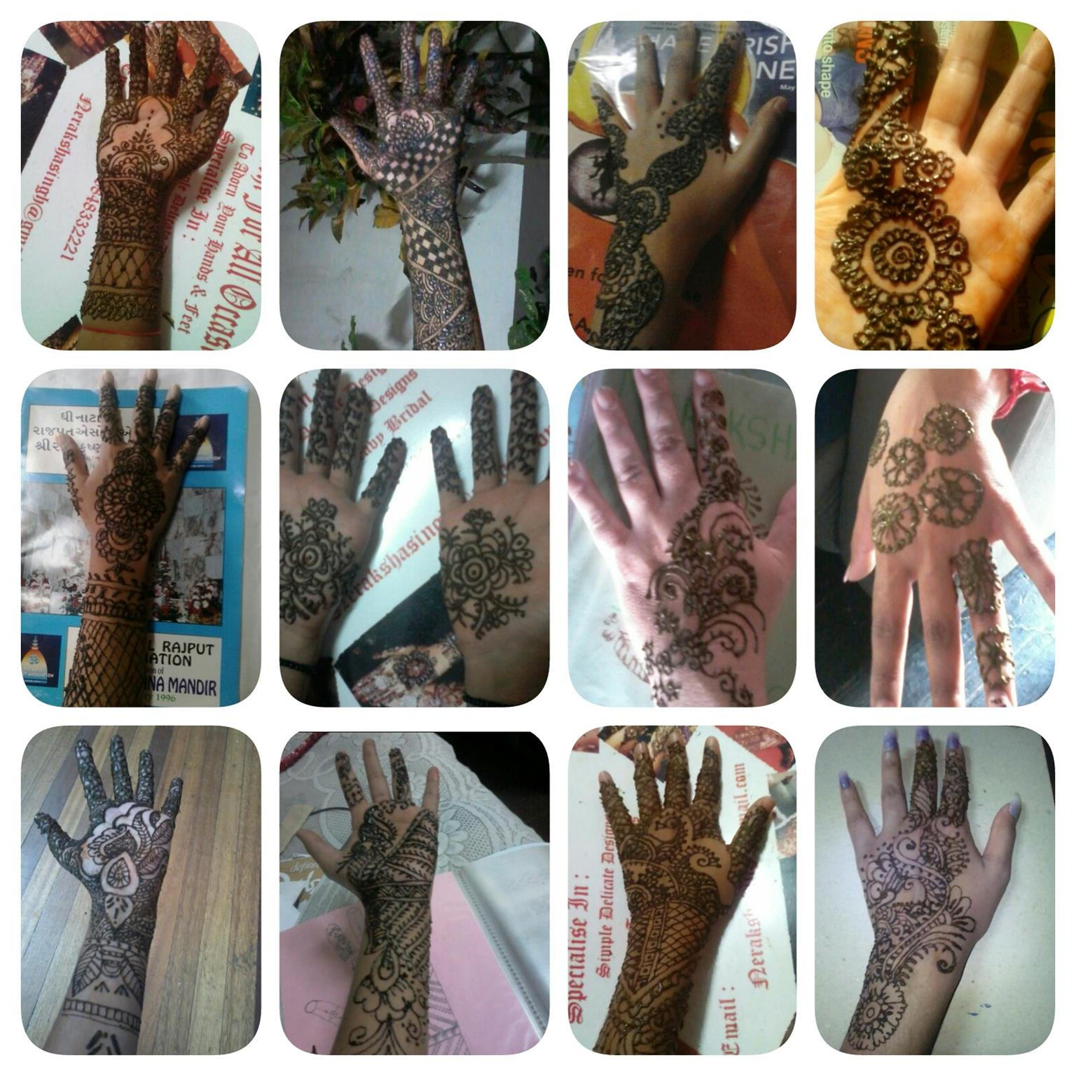 Mendhi / Henna For All Occasions