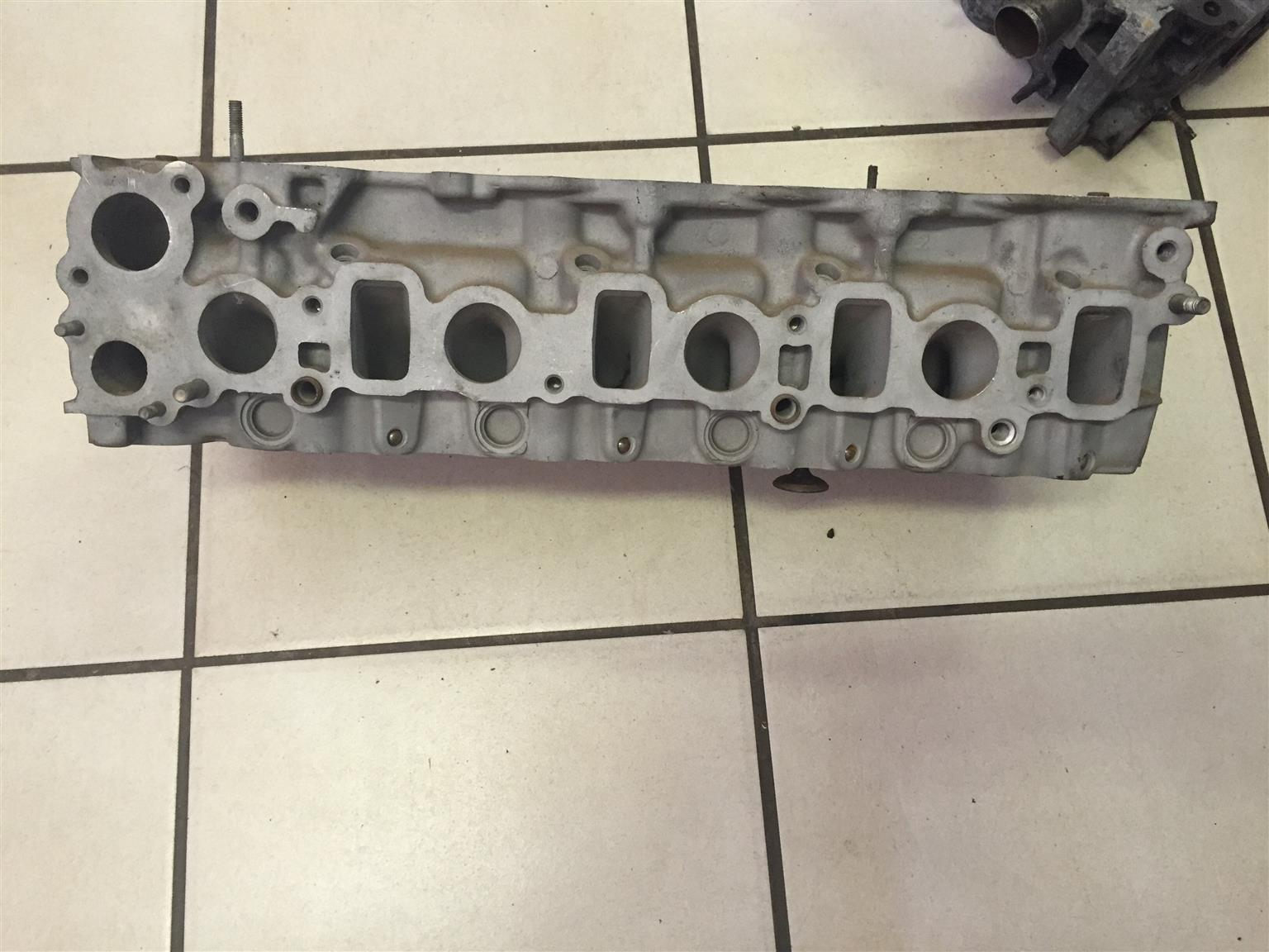 TOYOTA QUANTUM D4D CYLINDER HEAD FOR SALE