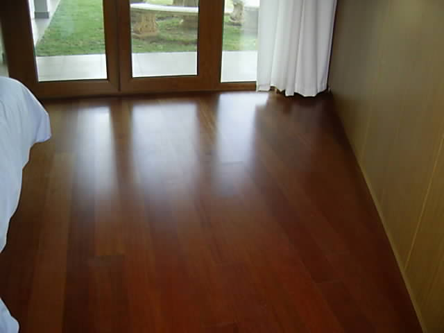 Wooden Flooring - NEW