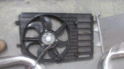 Polo 6 radiator fan for sale
