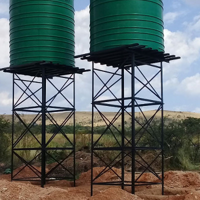 JOJO Water Tank Stands Manufacturing & Installations Nationwide