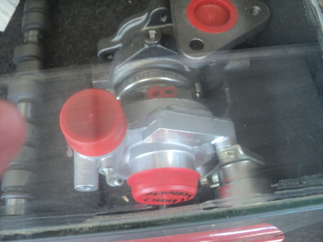 MITSUBISHI 2.8 NEW TURBO R3950