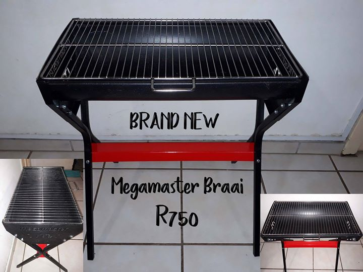 Megamaster Braai