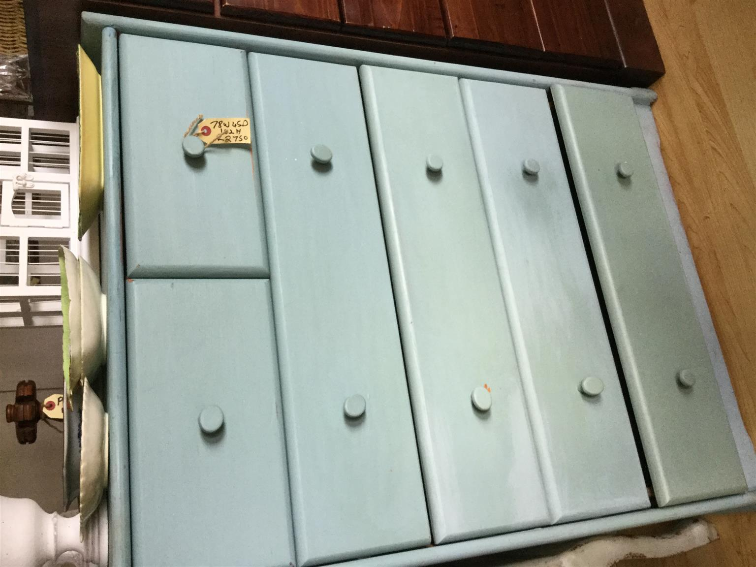 Pretty painted by heyjudes chests of drawers good  drawers and big
