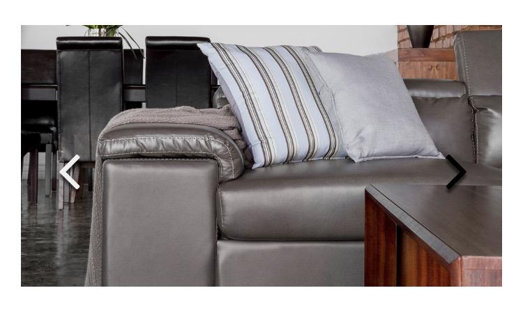 Corner couch suite