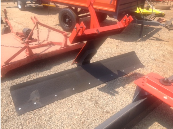 S2668 Red Verrigter 2.5m Grader / Skraper New Implement