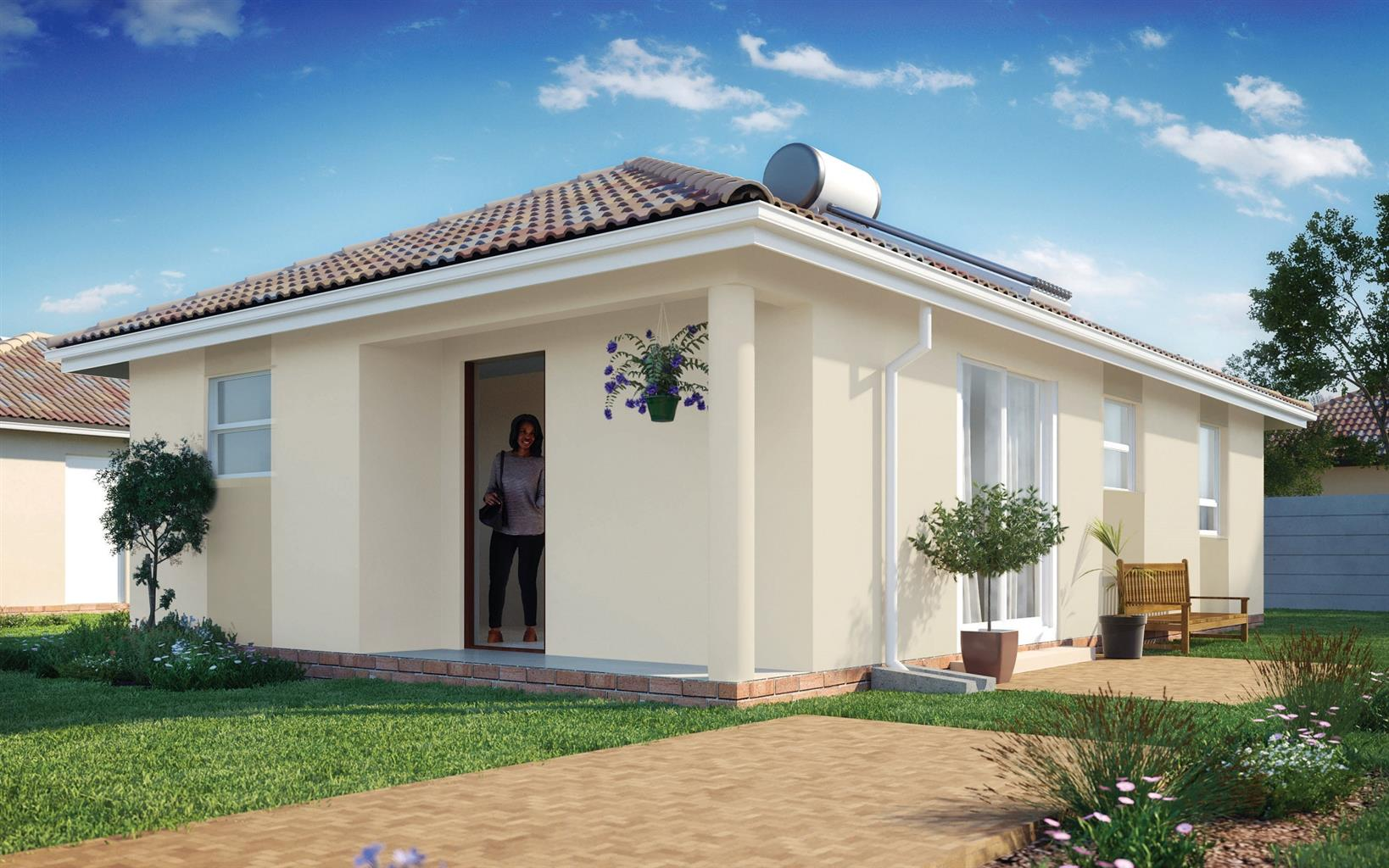 Make this beautiful property your Home today for only R669 900!
