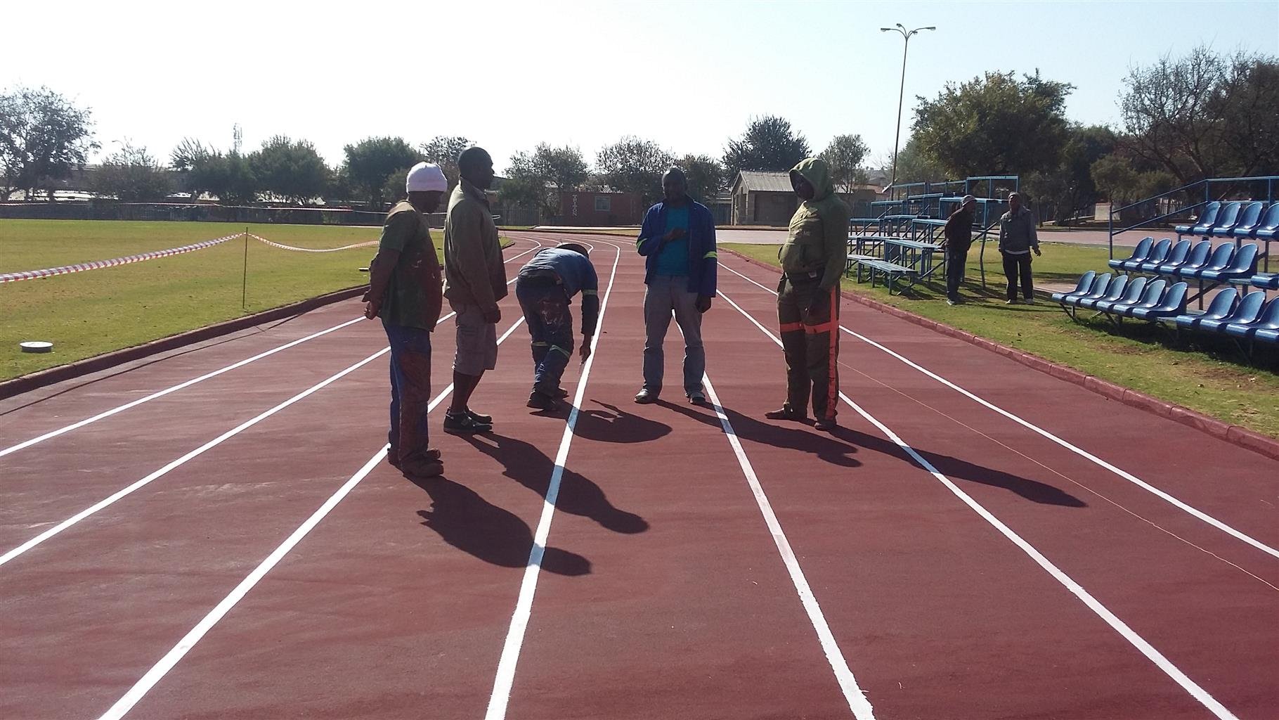 Athletic track renovation in Limpopo,0782269647,Athletic Track courts Construction in Limpopo