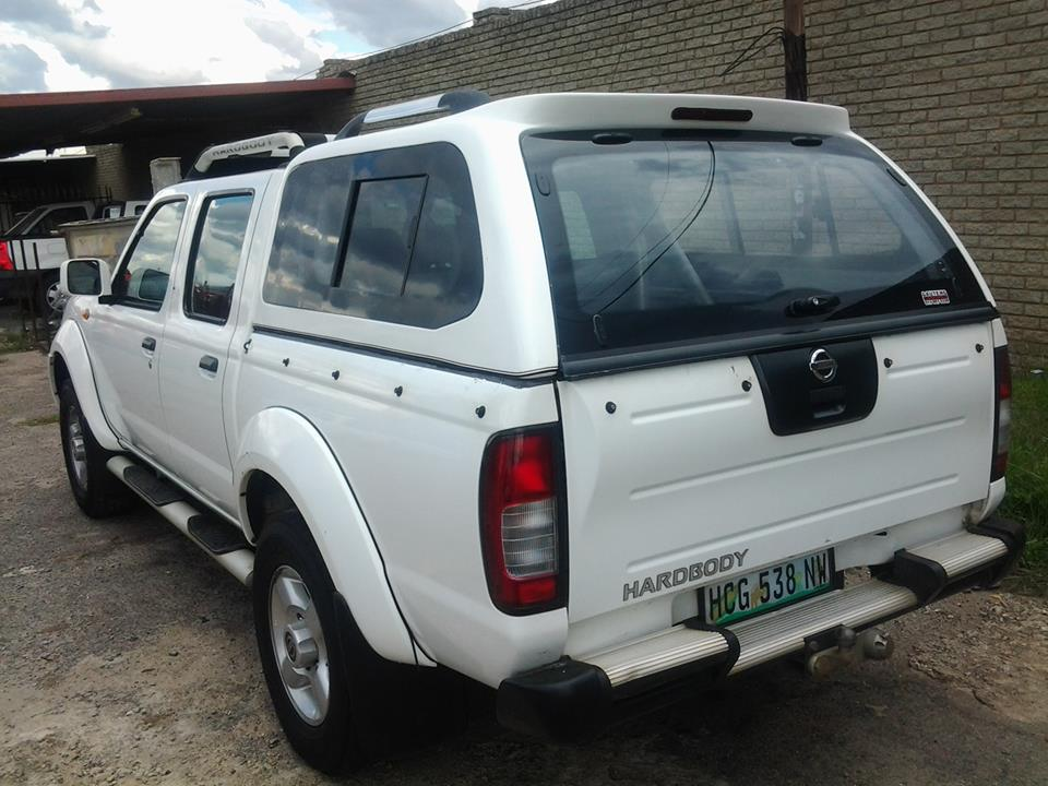 NIssan NP300 Hardbody Gc Galaxy  D/C Canopy for Sale !!!