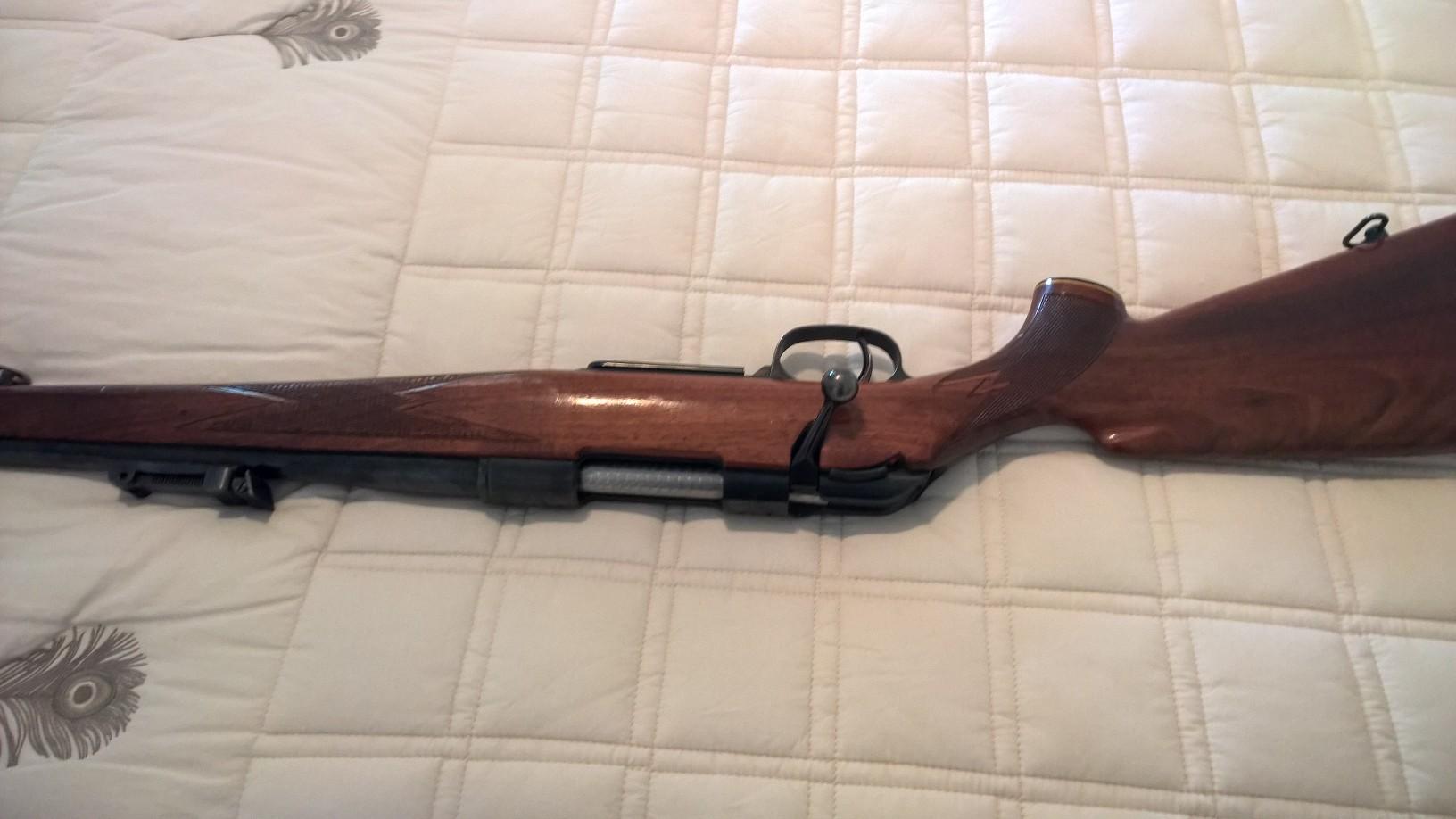 222 Krico Remington Rifle