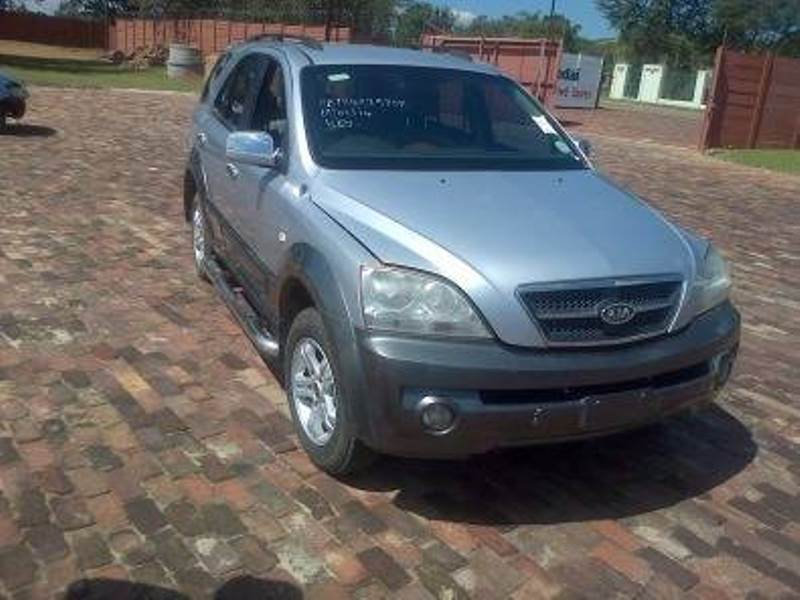 Kia Sorento ex 3.5 v6 4x4 2004 model now for strip