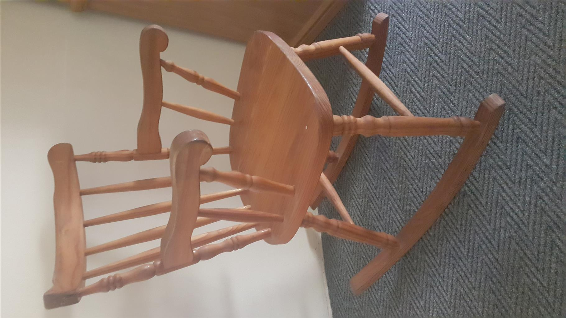 Awesome Feeding And Rocking Chairs In Gauteng Junk Mail Machost Co Dining Chair Design Ideas Machostcouk