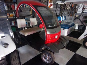 2016 NEW Shape golf cart
