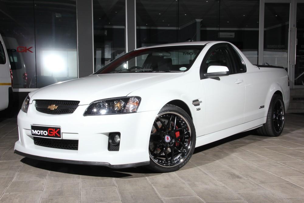 2011 Chevrolet Lumina Ute SS | Junk Mail