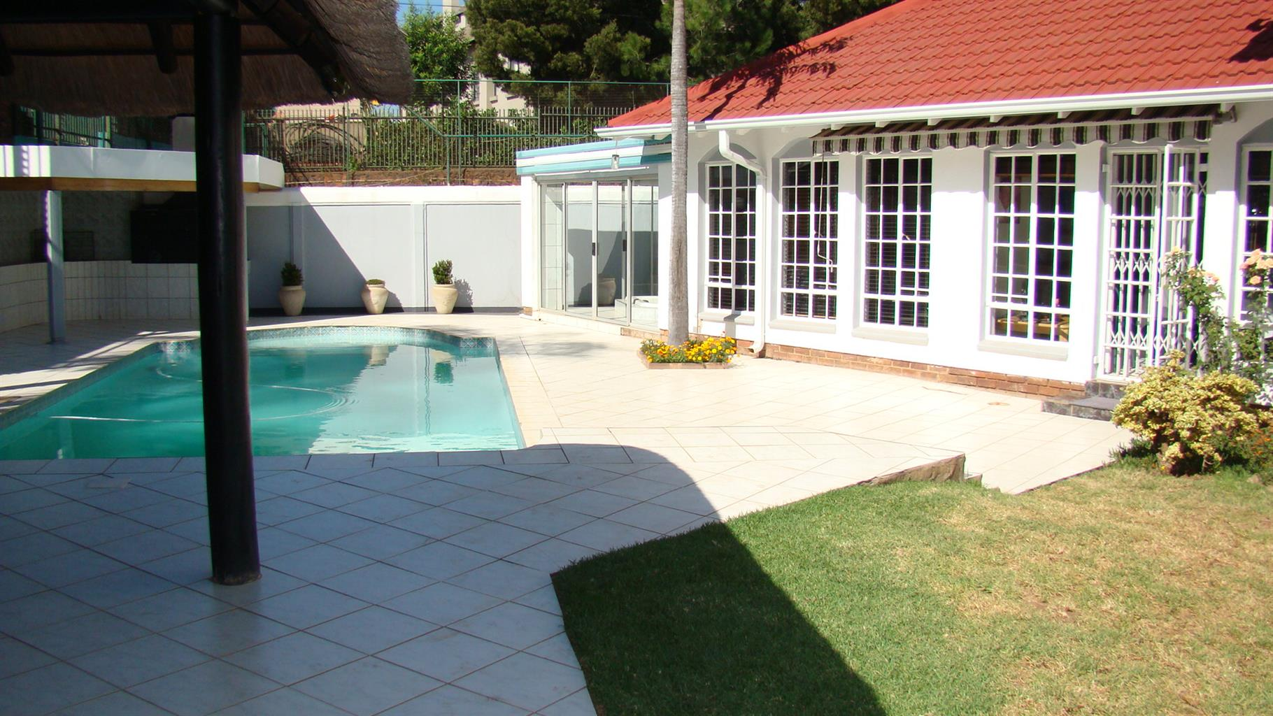 Family home in Waterkloof Heights