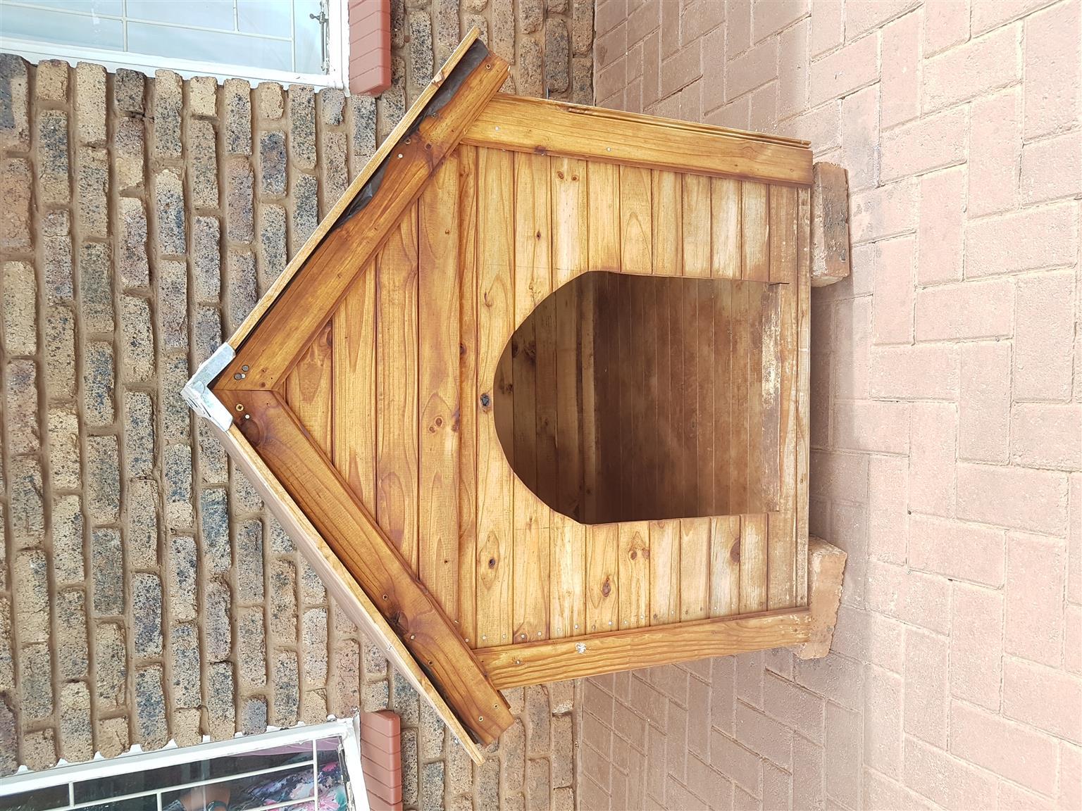Big Dog kennel