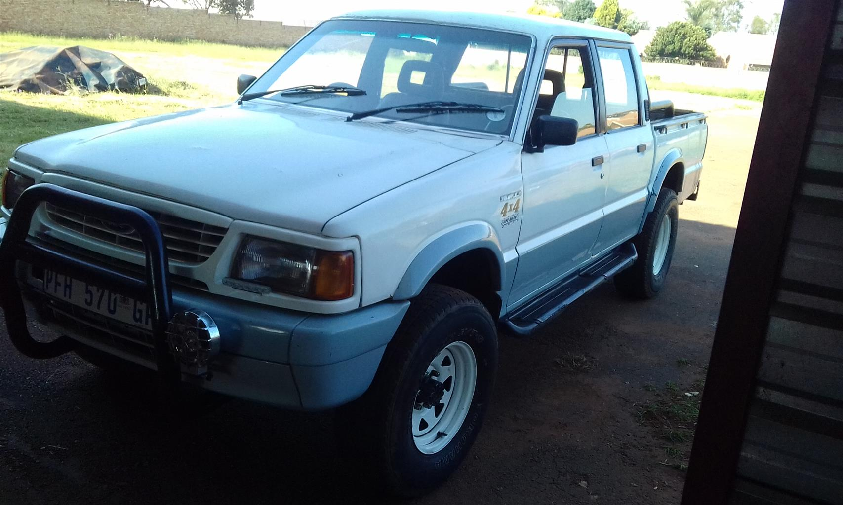 1996 Ford Courier