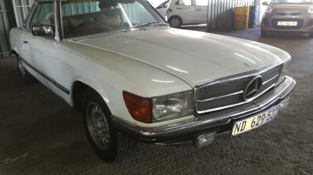 Mercedes classic cars for sale south africa