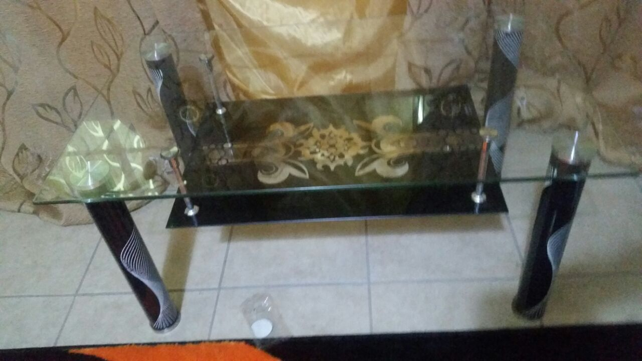 Glass Lounge Table For Sale