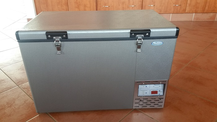 National Luna 80L Fridge/Freezer
