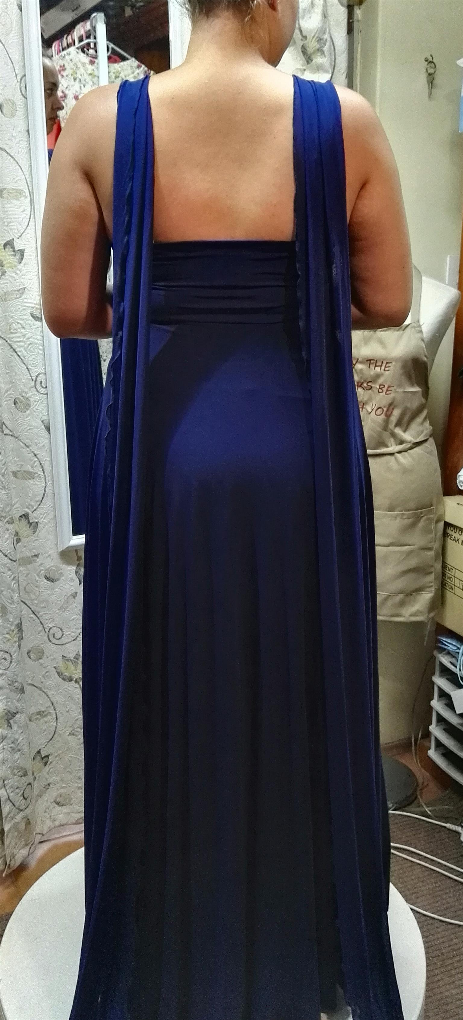 Neverending Tie Dresses Original, A-Line and Pencil Skirt design for Bridesmaids and Special Occasions