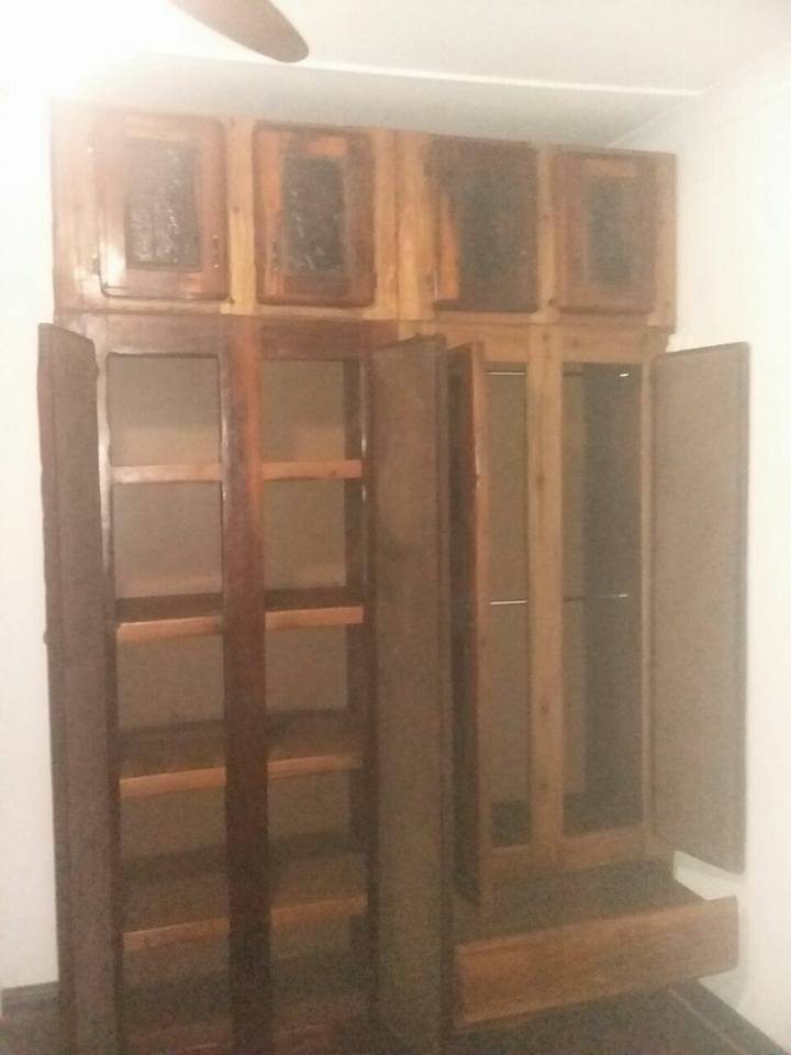 4DR BEDROOM WARDROBE