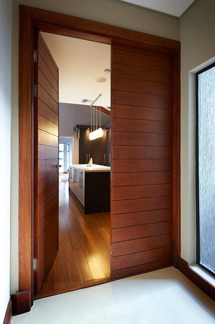 Carpenter Durban Door Hanging Wood Laminate Flooring