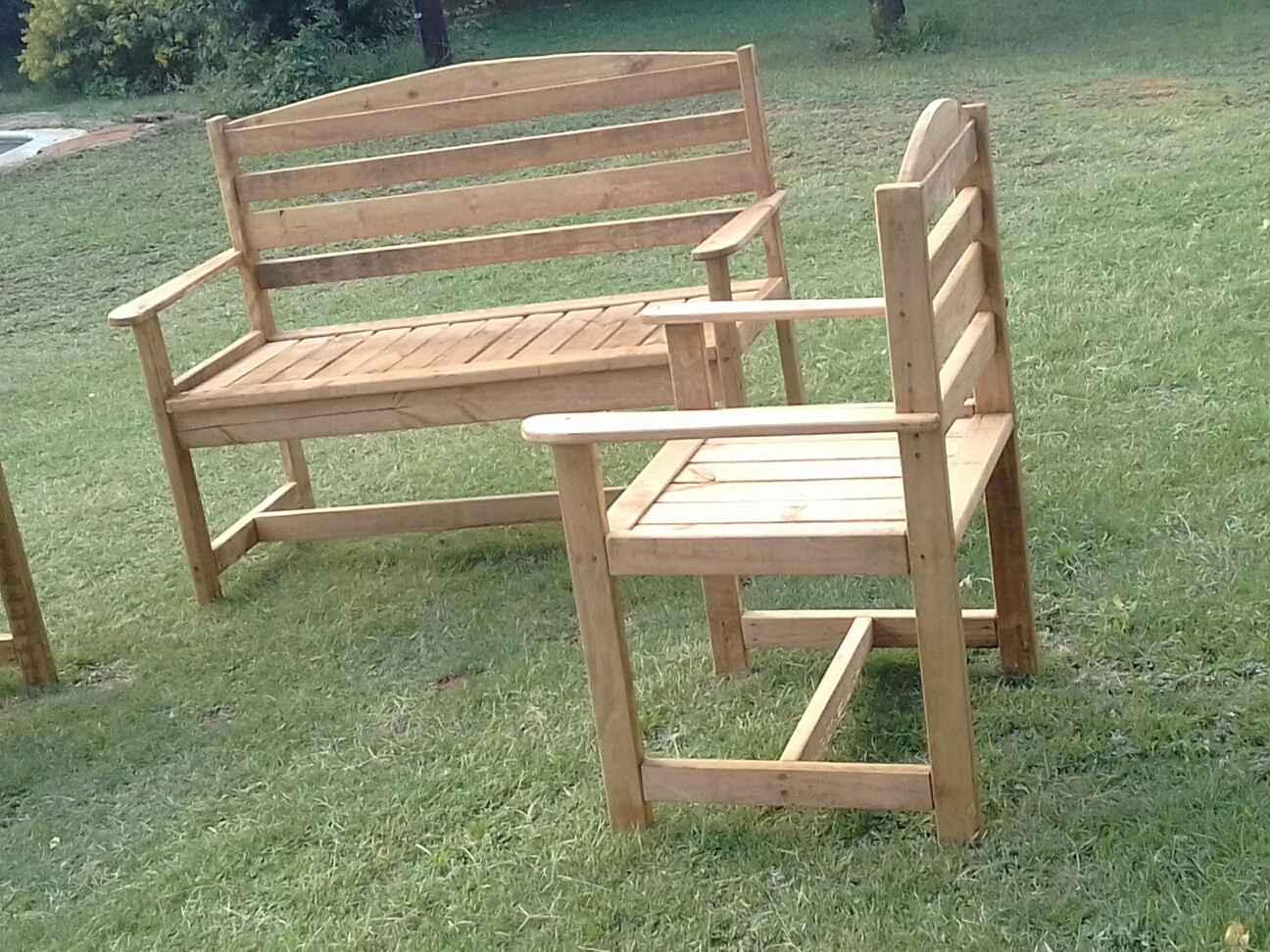Garden or Patio Chairs