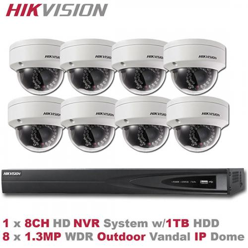House & Home CCTV Camera Installations (+ Remote Viewieng) HK-Vision