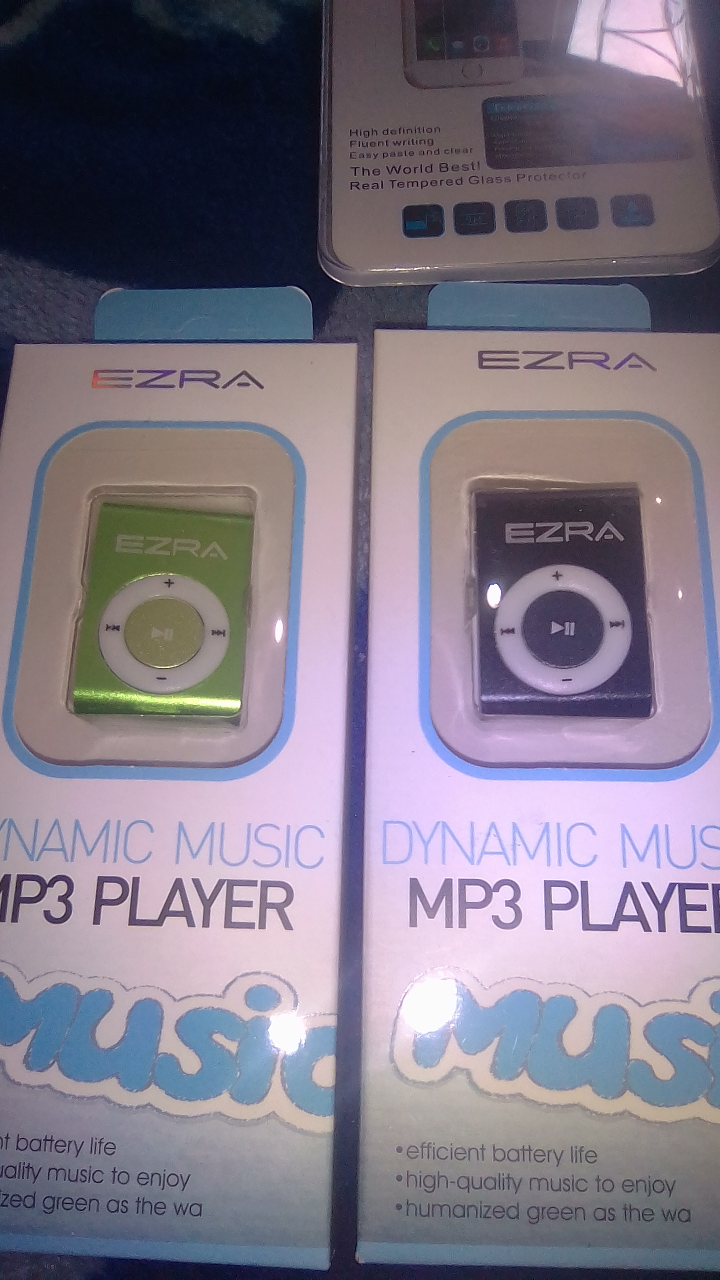 mp3 players new