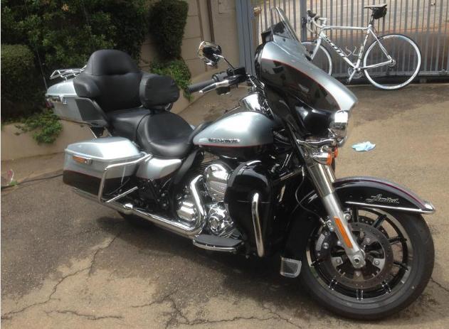 2016 Harley Davidson Ultra Glide