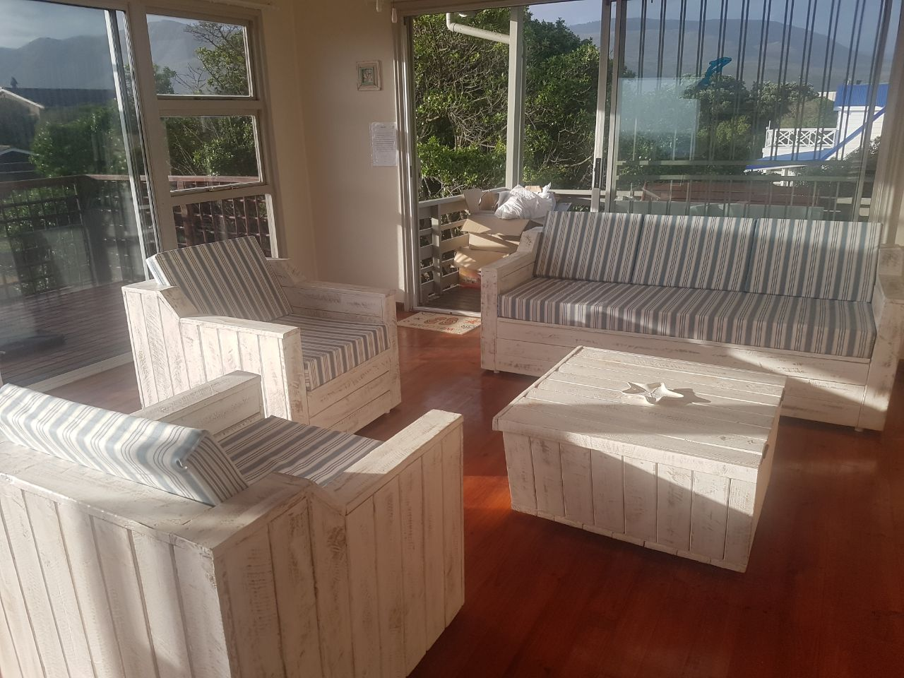 Exclusive and Unique Hand Made Pallet Furniture