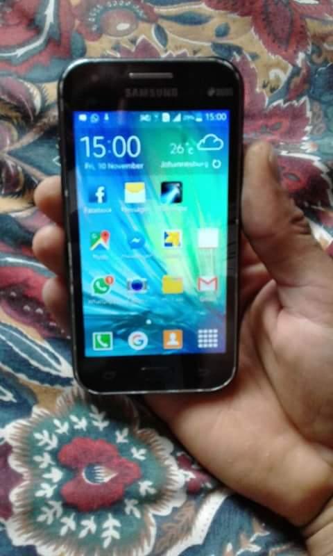 Samsung Galaxy J1 2016 model