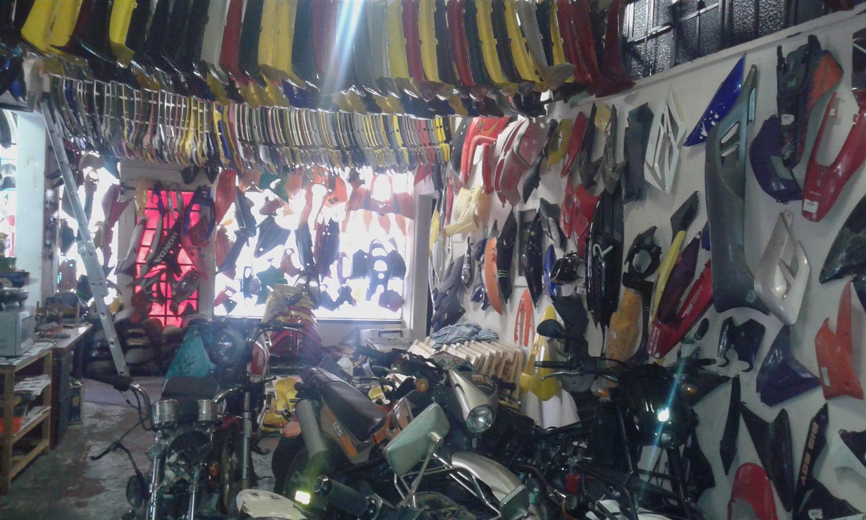 Boksburg Bike Scrapyard