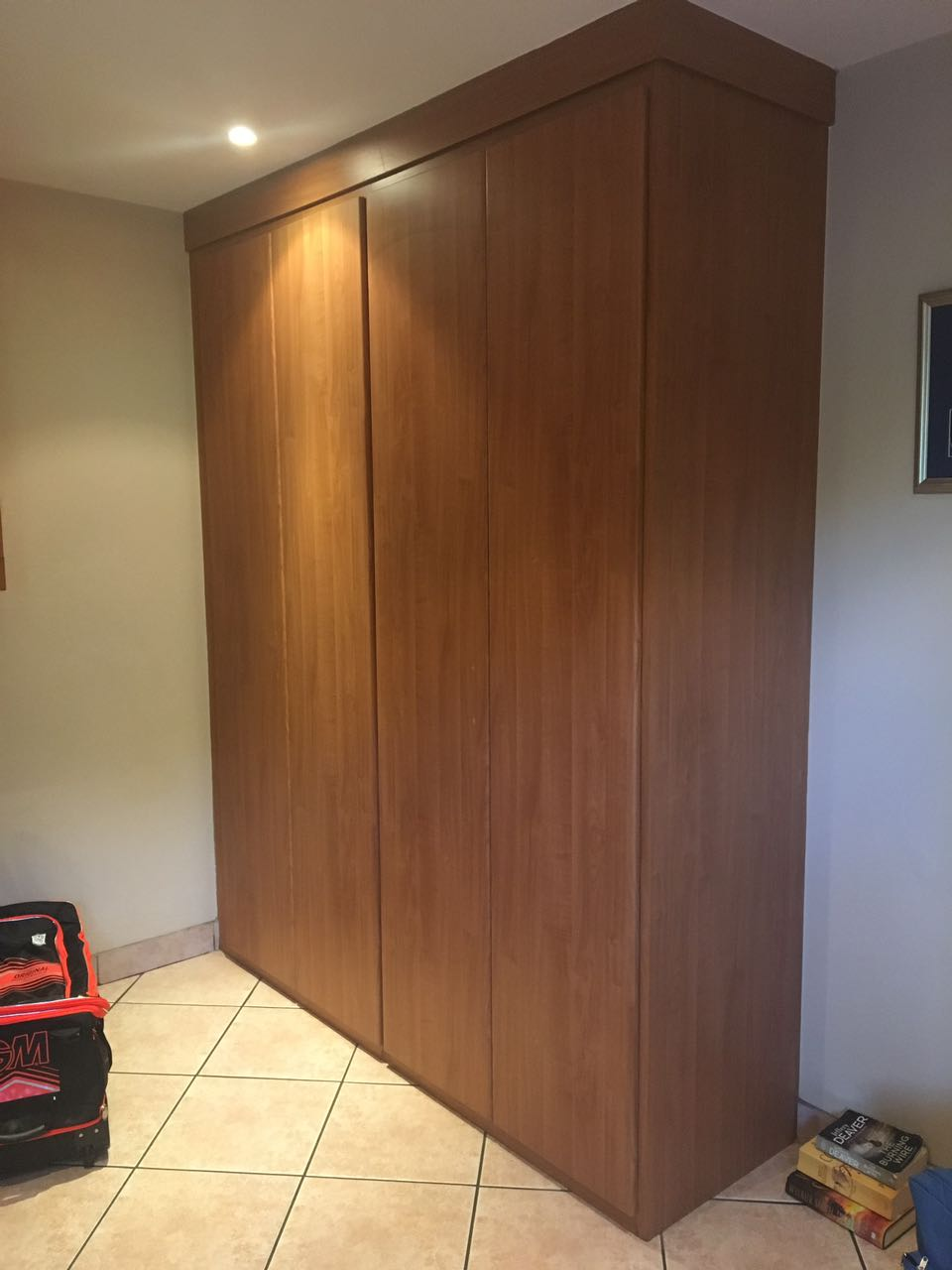 Built in Cupboard and wall unit