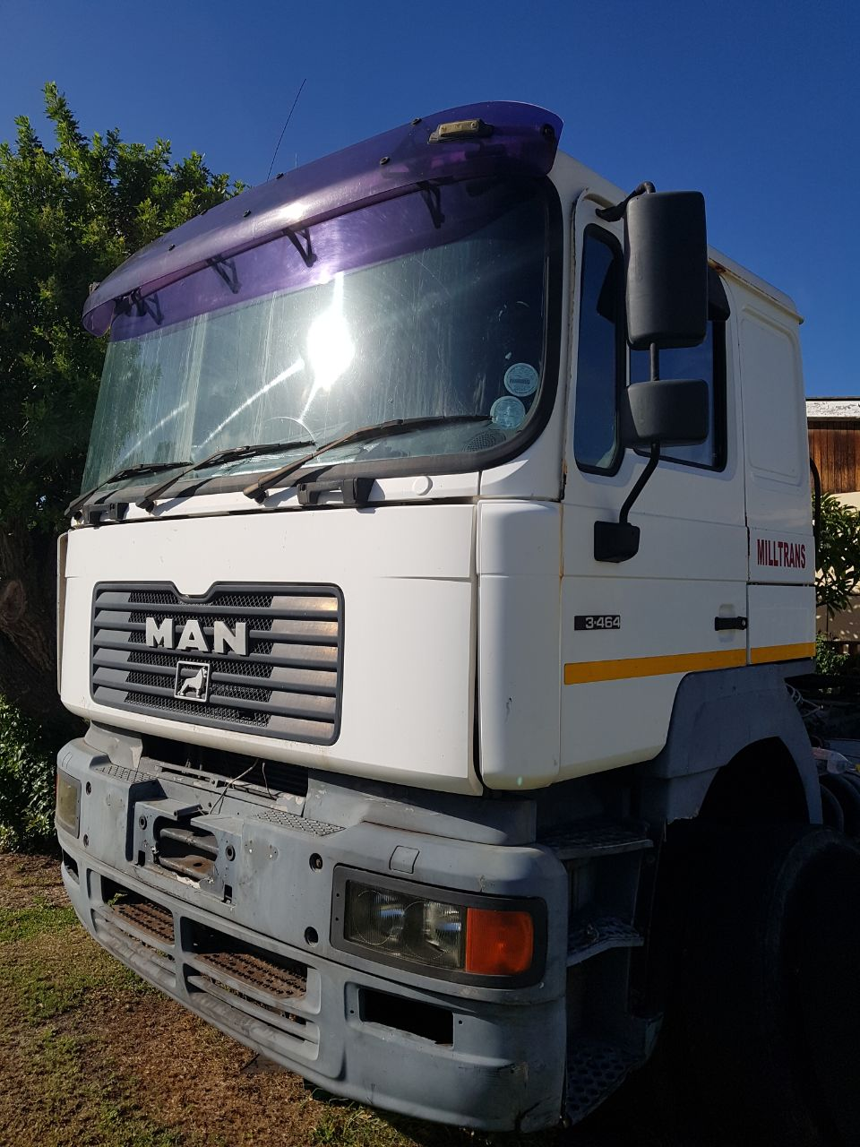 MAN TRUCK FOR SALE...Urgently